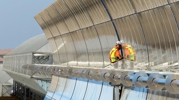 셰플러 산업 솔루션 - 태양열