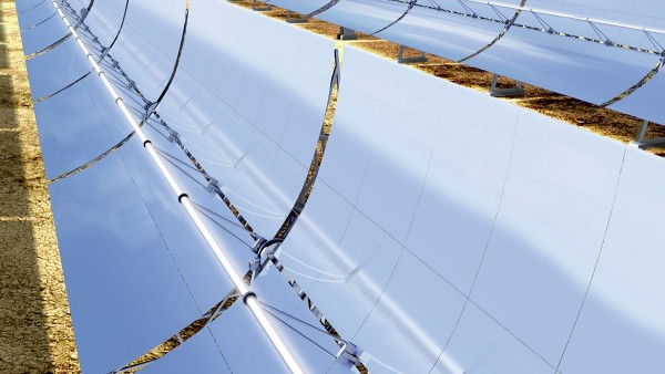 태양열 집광형 발전소