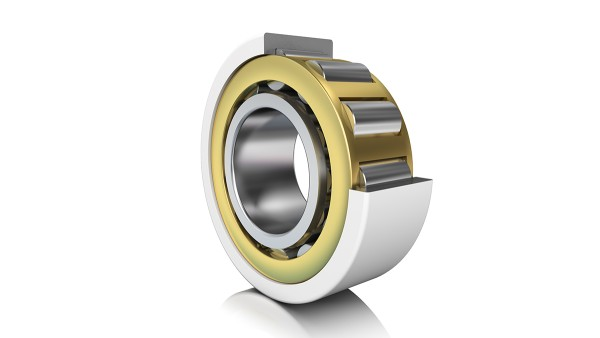 절연 원통 롤러 베어링(Current-insulating cylindrical roller bearing)