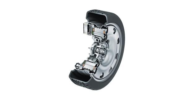전기 휠 허브 드라이브