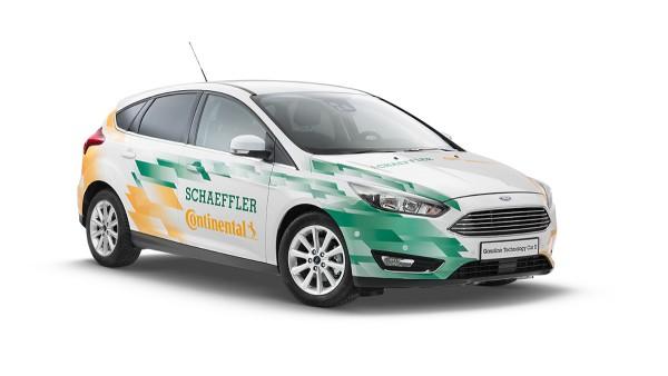Gasoline Technology Car II (GTC II) 콘셉트 차량