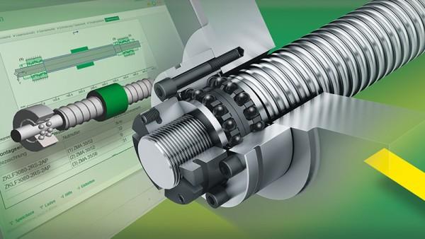 스크류 드라이브 베어링 (screw drive bearing) 배열 해석용 무료 소프트웨어 모듈