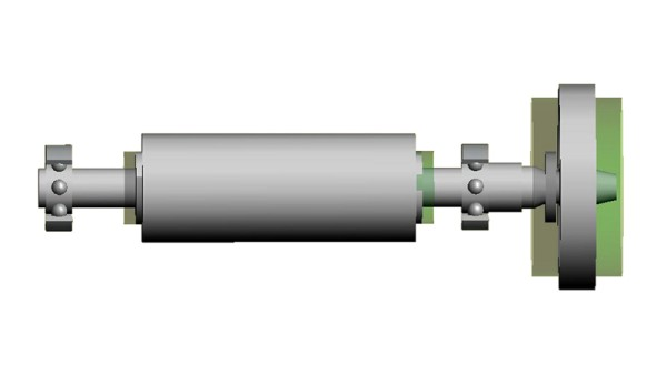 MBS용 구름 베어링 (rolling bearings)의 모델링