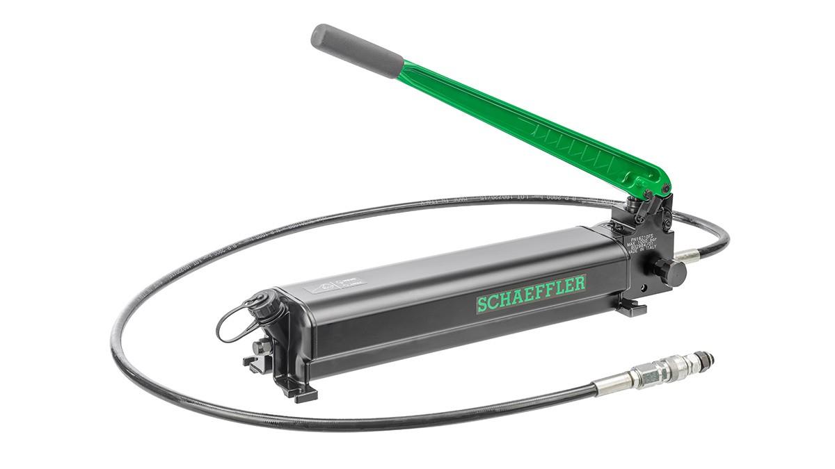 셰플러 유지보수 제품: 압력 발생 장치