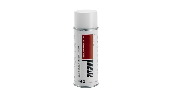 셰플러 유지보수 제품: 윤활제, 부식 방지 오일