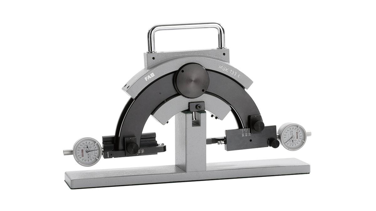 셰플러 유지보수 제품: 측정과 검사