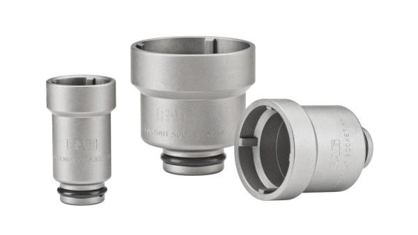 셰플러 유지보수 제품: 기계 공구, 소켓 렌치 (socket wrenches)