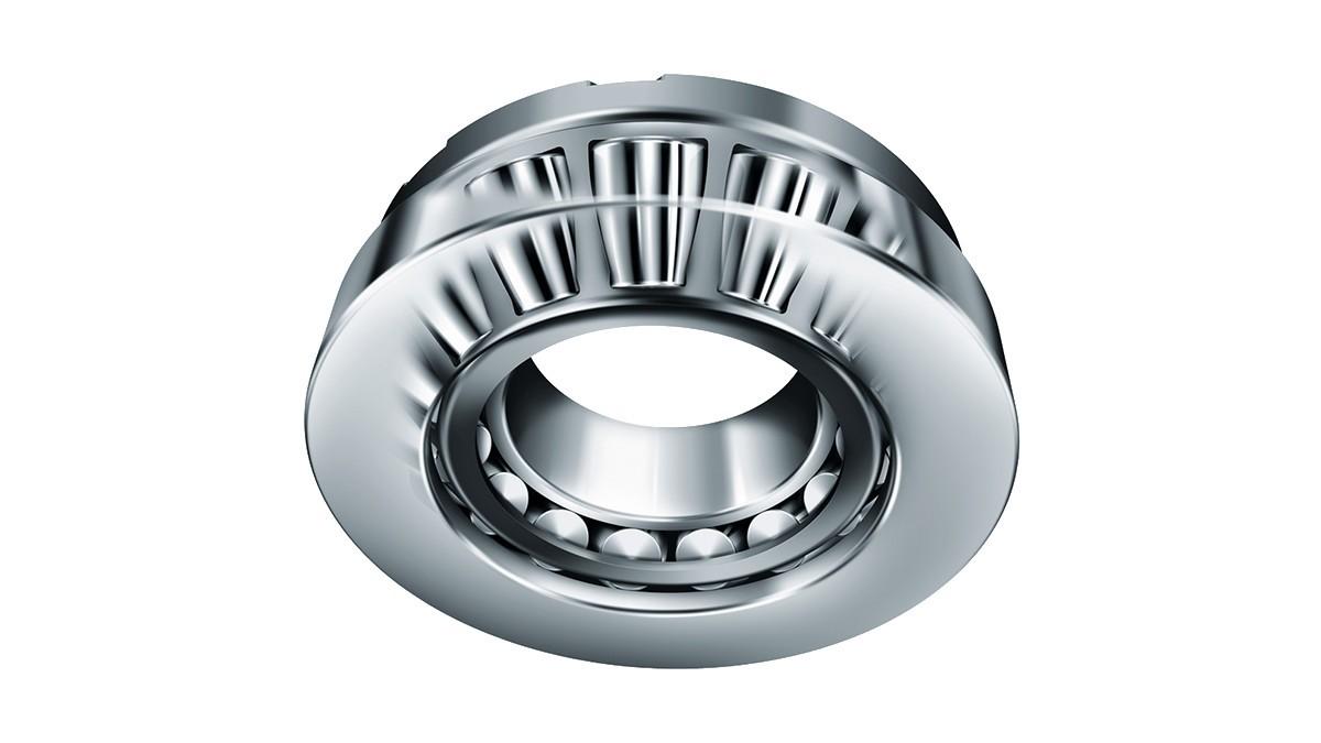 셰플러 구름 베어링과 플레인 베어링: 액셜 스페리컬 롤러 베어링 (Axial spherical roller bearings)