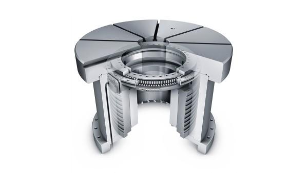 셰플러 구름 베어링과 플레인 베어링: 액셜-레이디얼 베어링(Axial-radial bearings)/액셜 앵귤러 콘택트 볼 베어링(axial angular contact ball bearings)