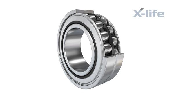 셰플러 구름 베어링과 플레인 베어링: 밀봉형 스페리컬 롤러 베어링 (Sealed spherical roller bearings)