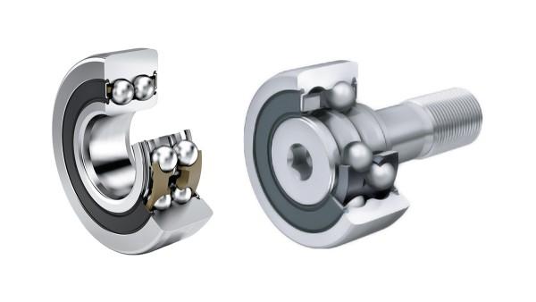 셰플러 X-life 제품: INA 트랙 롤러 (track rollers), 요크형 트랙 롤러 (yoke type track rollers), 스터드형 트랙 롤러 (stud type track rollers)